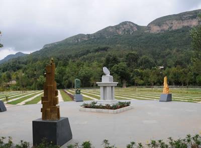 昆明公墓墓地
