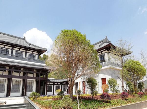 云南公墓图片