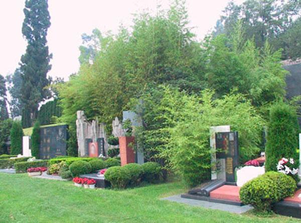 昆明公墓艺术墓地