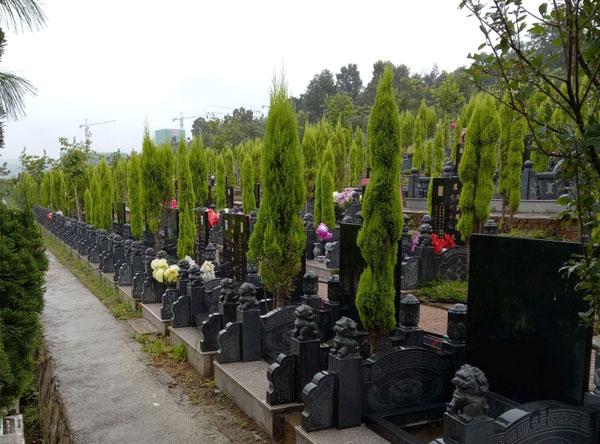 福寿园二区-云南金陵公墓