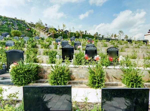 怎样判断公墓陵园中哪里是吉穴