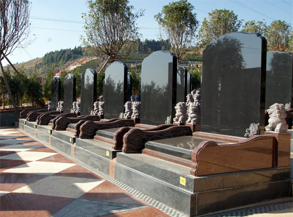 昆明金宝山公墓对山凹好还是山尖好?有什么讲究?