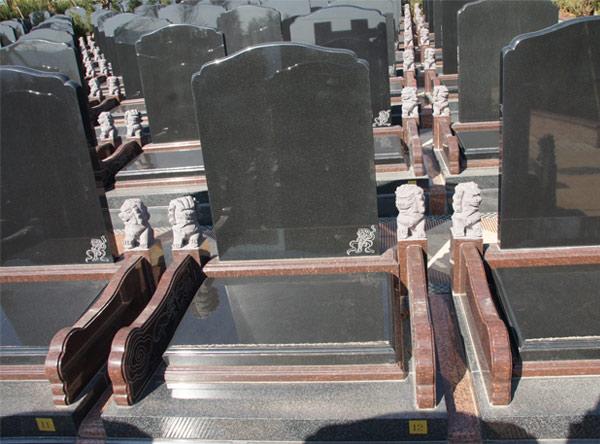 昆明玉案山公墓陵园
