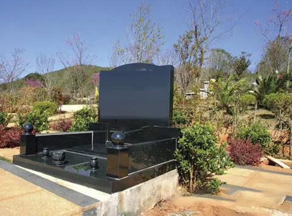长松园现代墓