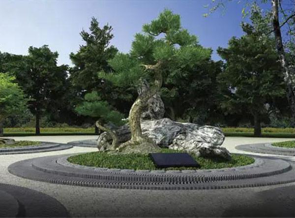 长松园-定制墓型