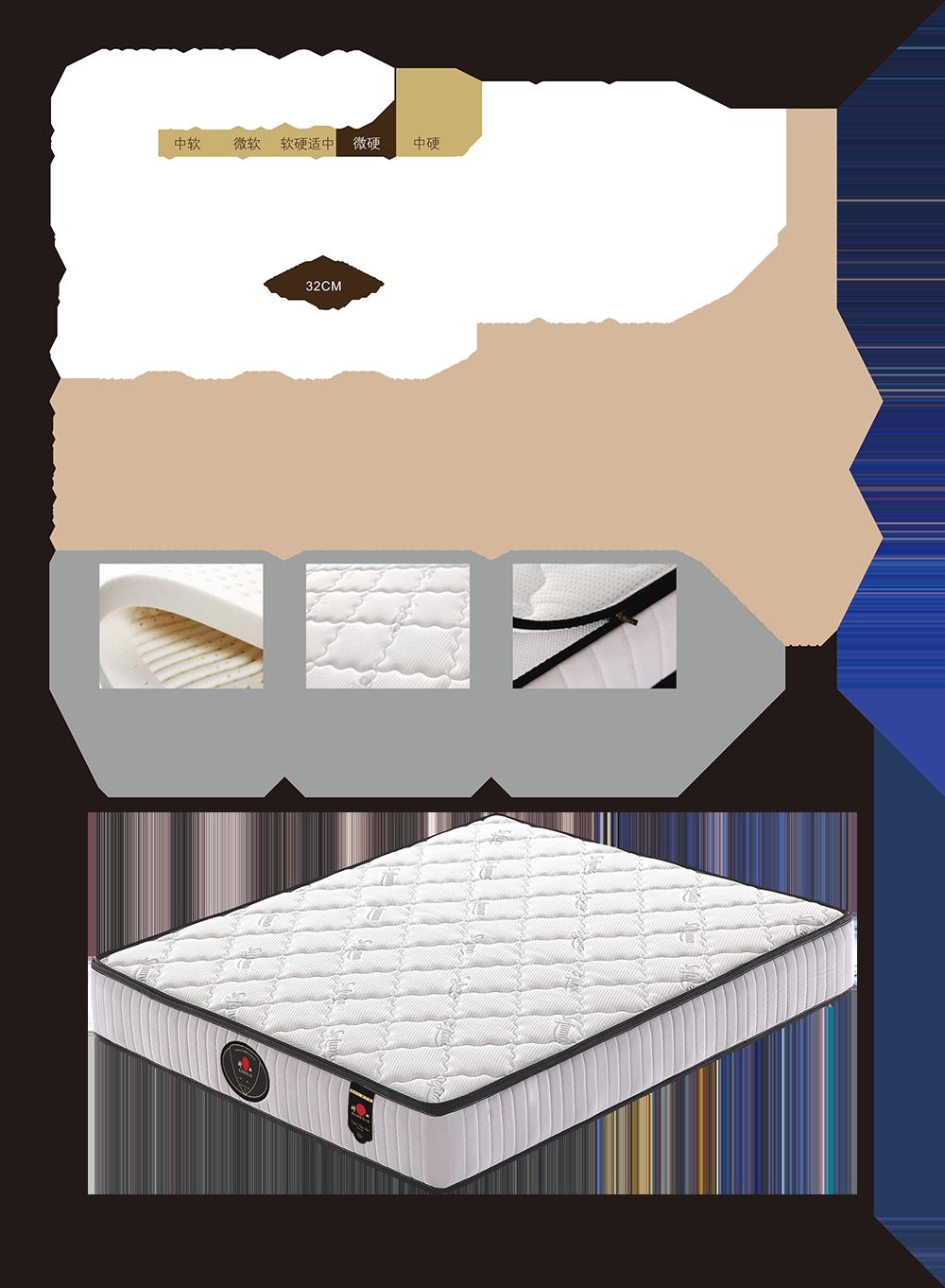 昆明神工S-01床垫