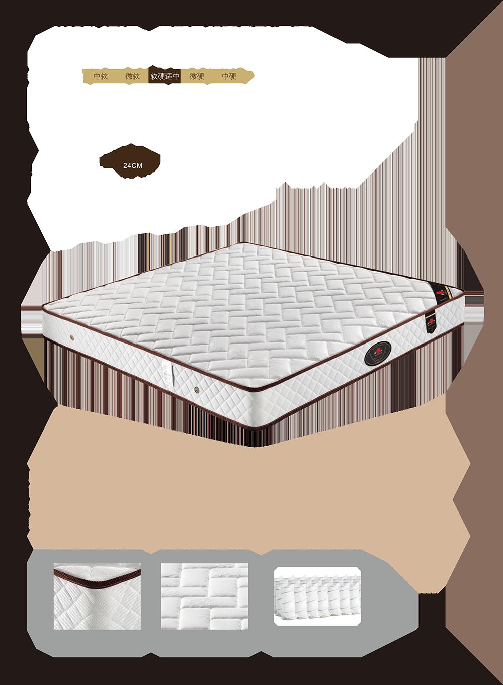 昆明神工早睡早起豪华型床垫