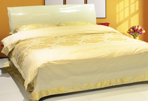 鋼木家具-海波6型床