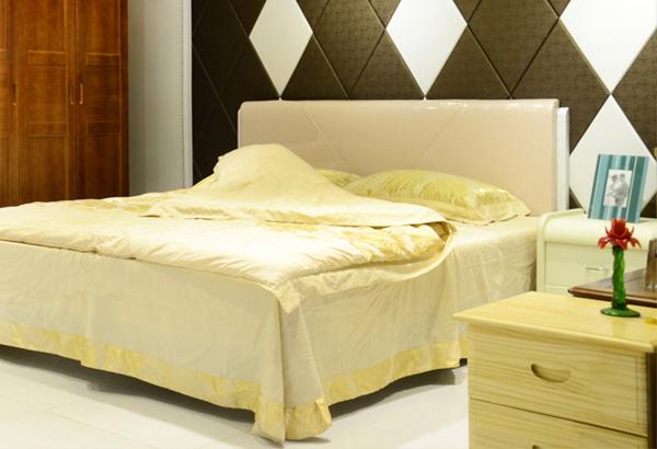 鋼木家具-510 型號床
