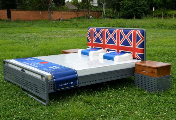 鋼木家具床定做