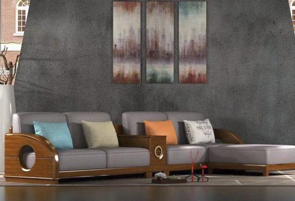 金屬家具沙發
