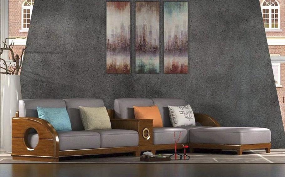 昆明神工金屬家具沙發效果圖展示