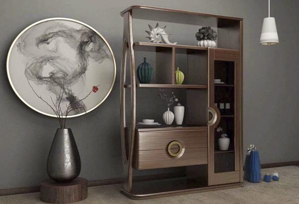 金屬家具客廳裝飾柜