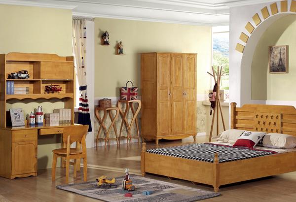 兒童套房實木家具