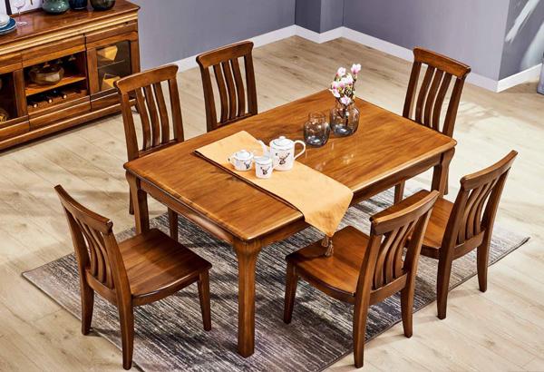 實木家具餐桌椅