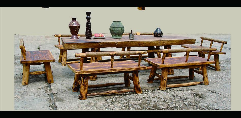金沙电玩城原木家具