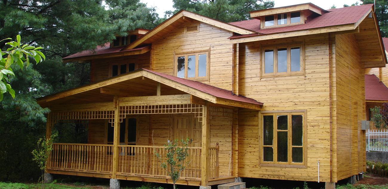 木屋的通风防潮措施有哪些?木屋通风防潮措施介绍