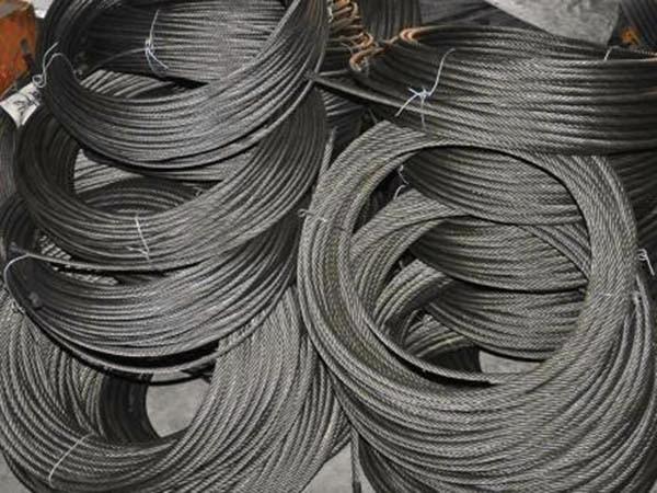 钢丝绳客户案例