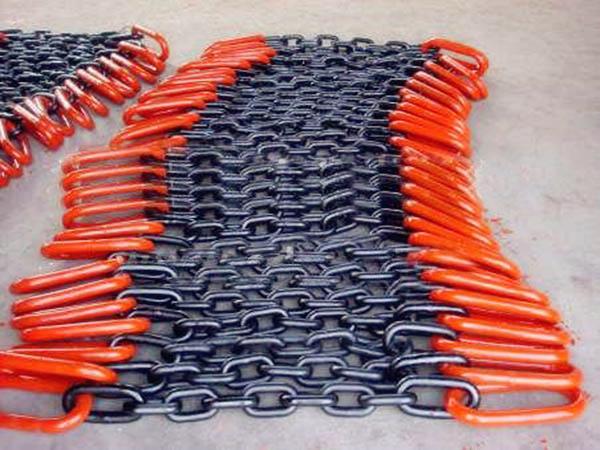 起重机链条工程案例