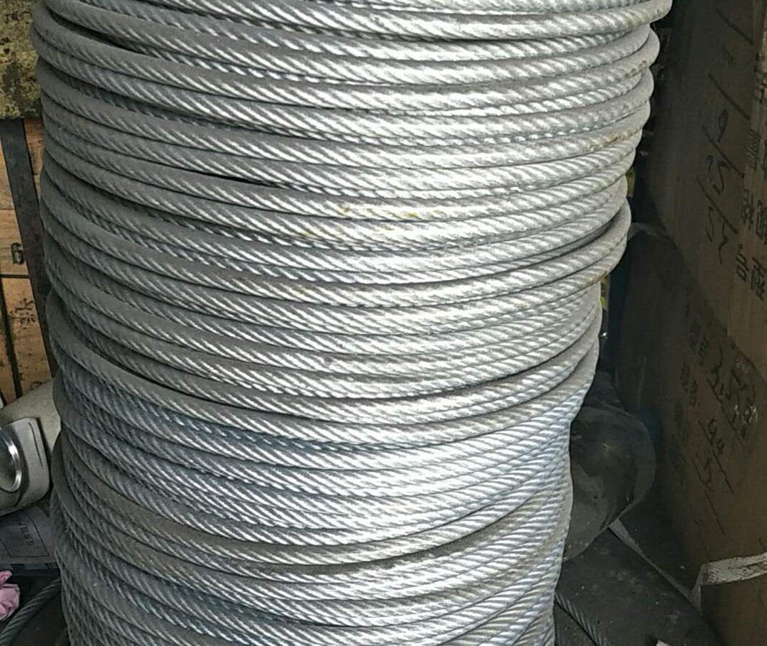 鍍塑鋼絲繩