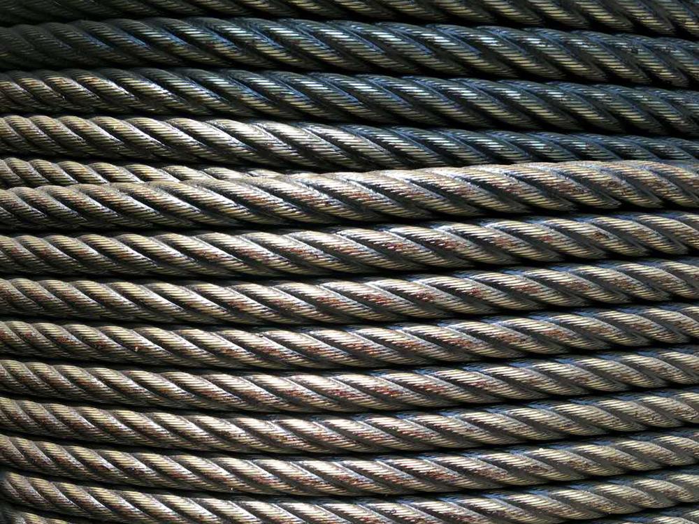 冲击钻专用钢丝绳