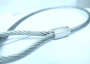 鋼絲繩壓套