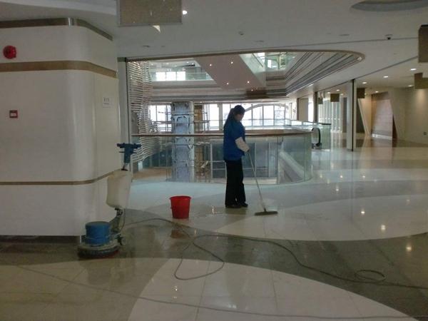 昆明家政公司介紹關于保潔服務行業常見的安全問題及對策