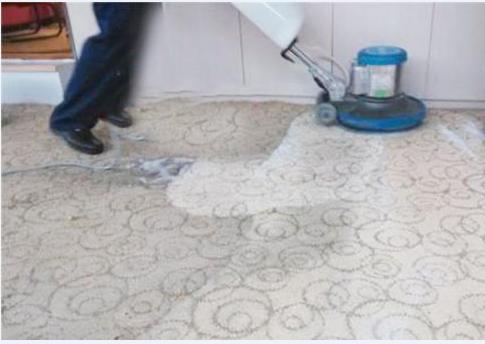 地毯清洗其实也没那么简单还是好掌握技巧才行