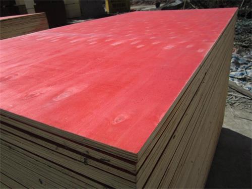 云南建筑模板的保养和储存常识