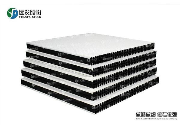 云南塑料模板特点分析