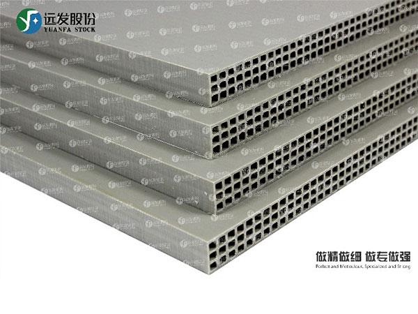 云南中空塑料模板的厂家带你一起了解真正的空塑料模板是什么样的?