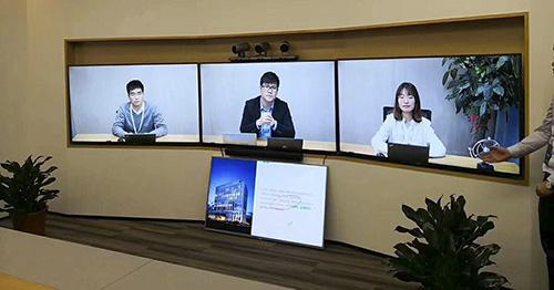 一套完整的视频会议系统包含哪些东西