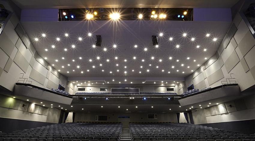 剧院扩声系统应用方案