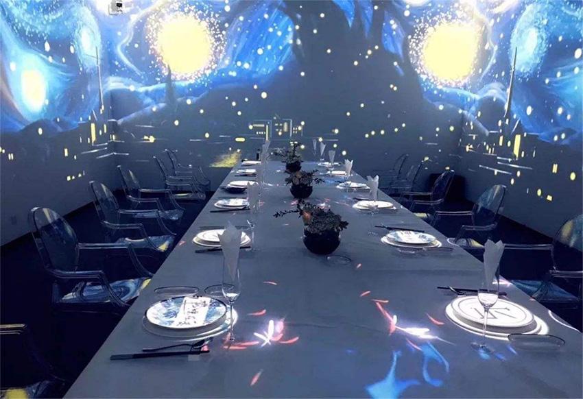 你知道全息投影餐厅有哪些优势吗