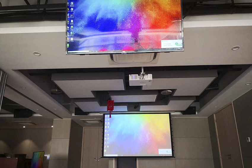 多功能报告厅会议系统