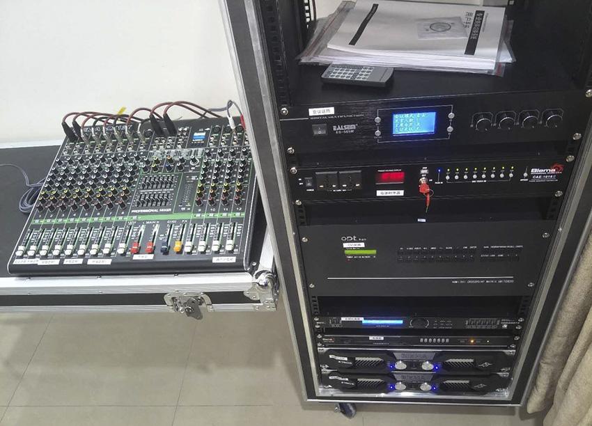 大理专业扩声系统案例