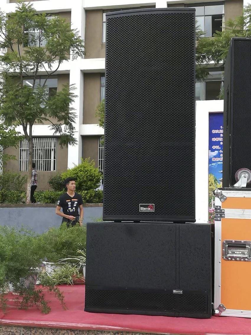 云南舞台演出扩声系统设备