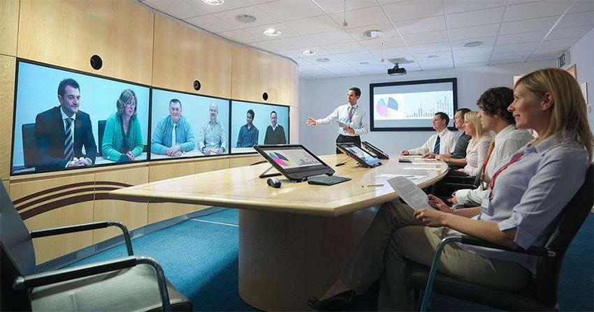 远程视频会议解决方案在培训行业中的应用分析