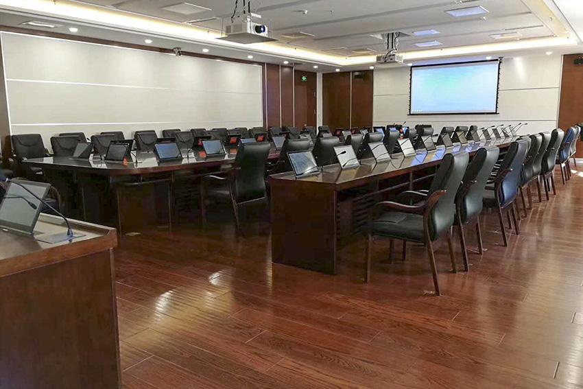 会议信息泄露难题怎么解决?云南无纸化会议系统公司来帮你