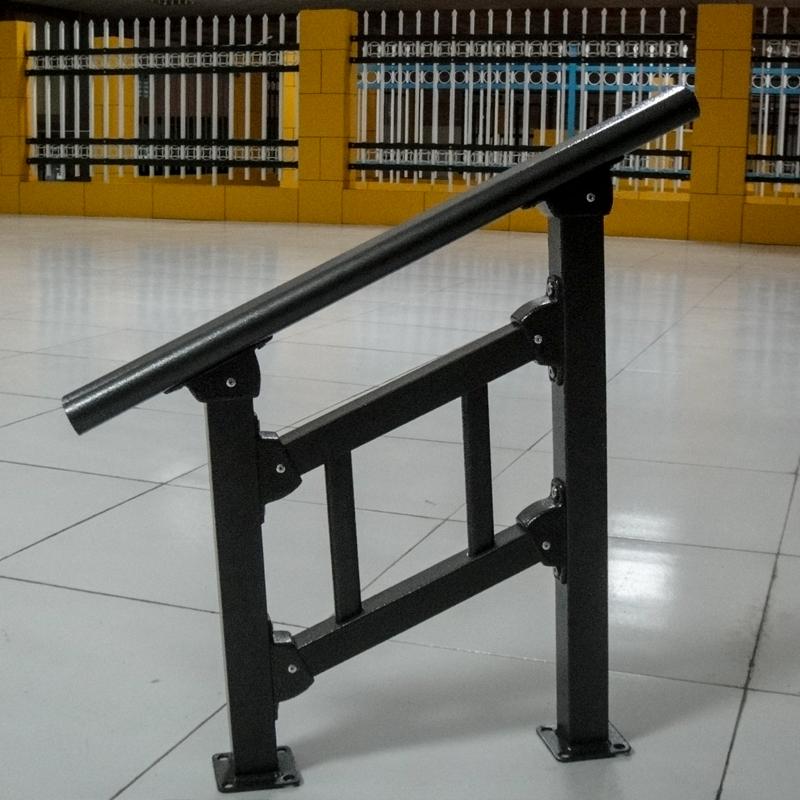锌钢楼梯扶手栏杆