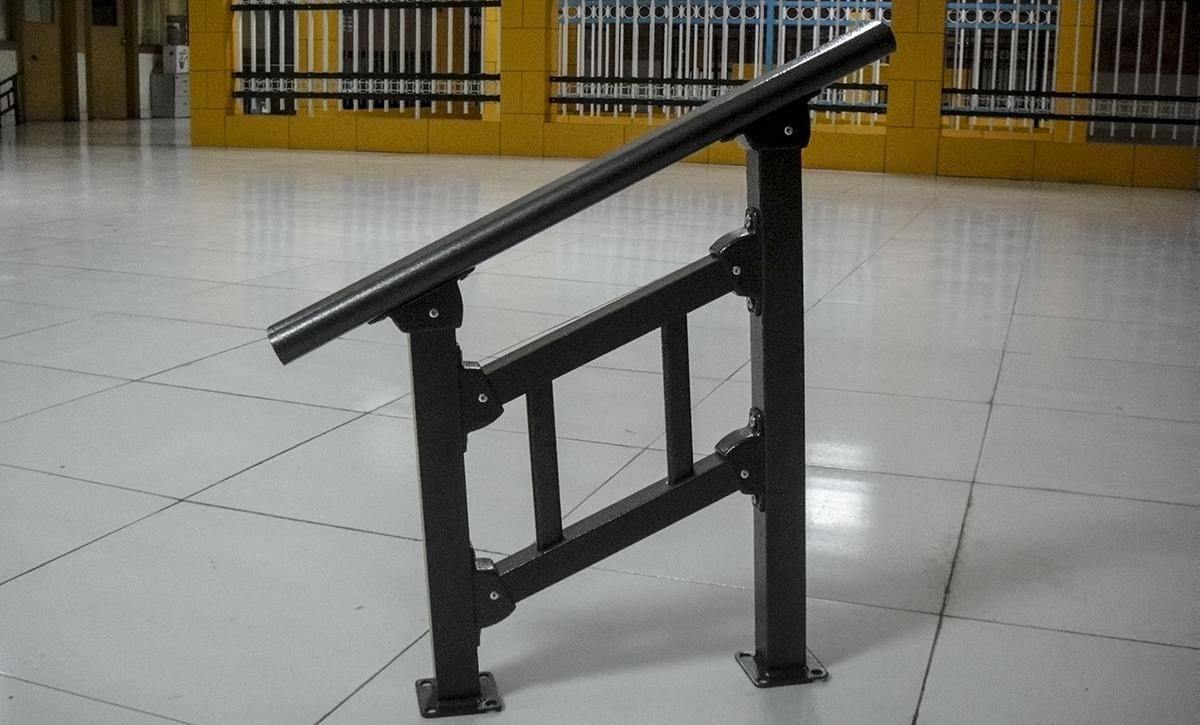 锌钢楼梯扶手架
