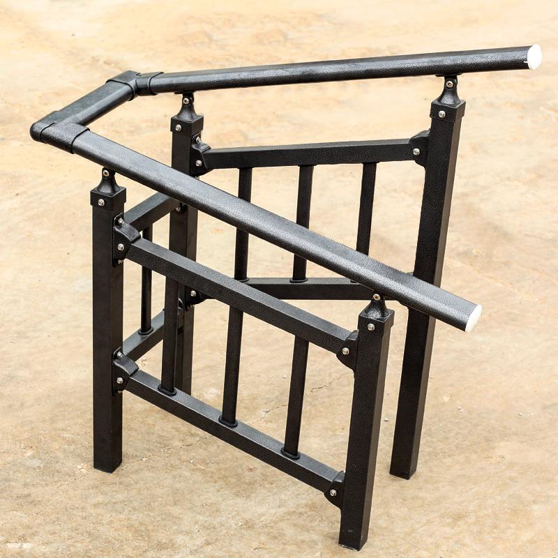 锌钢楼梯扶手无焊连接