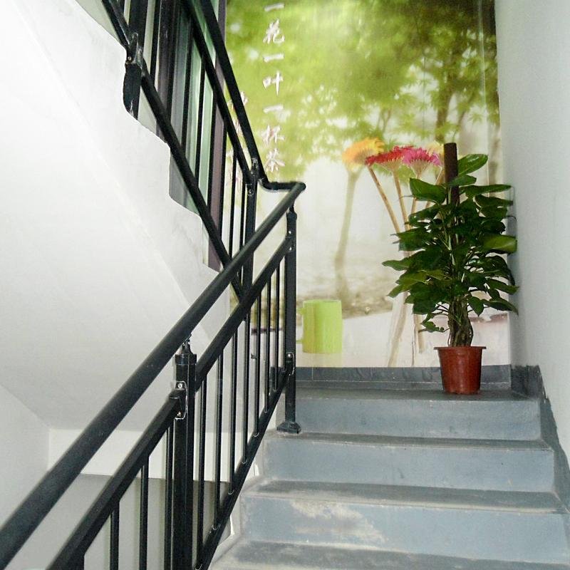 楼梯扶手锌钢护栏
