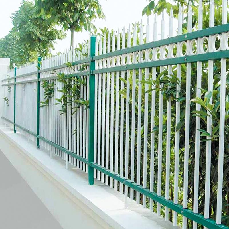 小区锌钢围墙栅栏