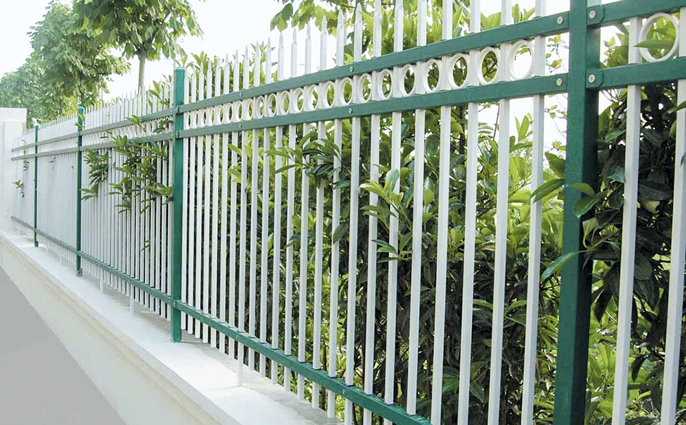 别墅围墙栅栏防护栏