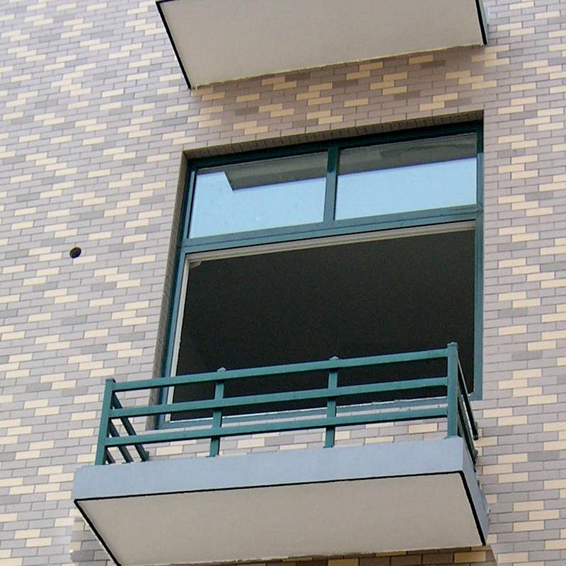 阳台锌钢空调防护栏