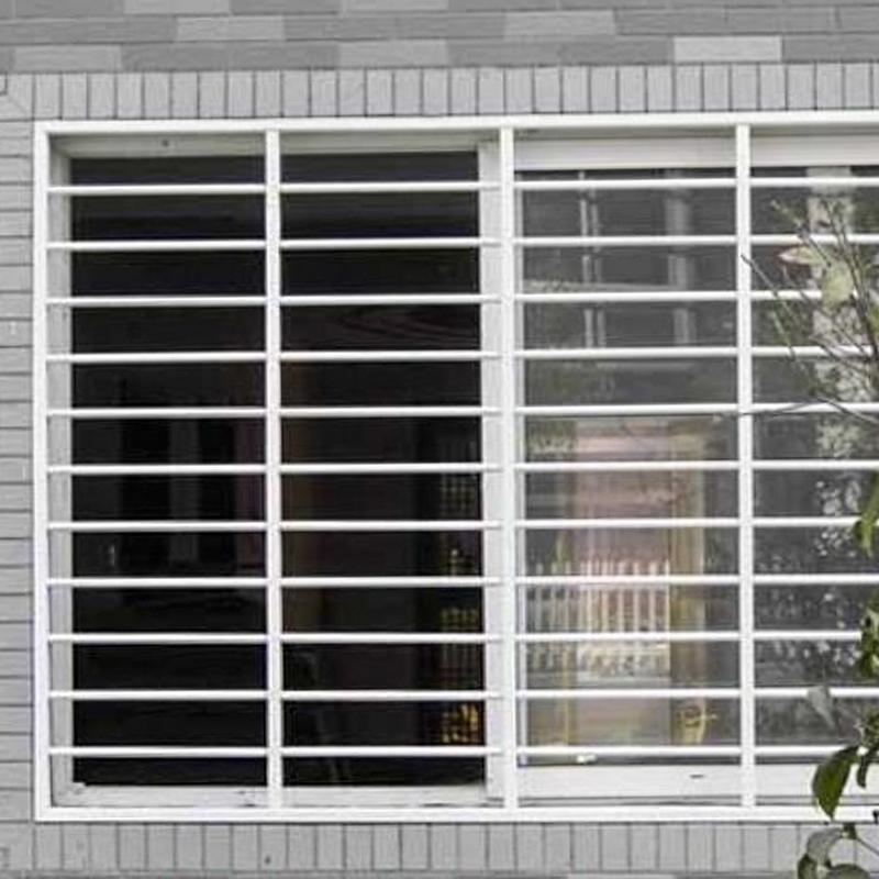 固定锌钢防盗窗