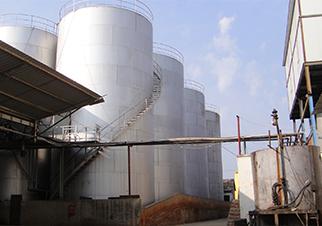 王家营专用线中转库区-储油罐区