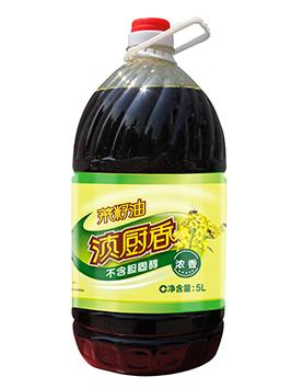 滇厨香浓香菜籽油