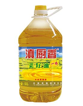 滇厨香一级菜籽油